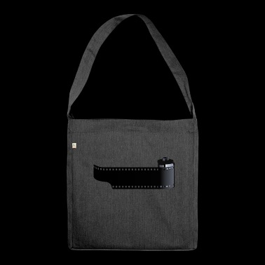 Photo film - Shoulder Bag made from recycled material