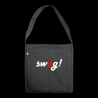 Swag! - Shoulder Bag made from recycled material