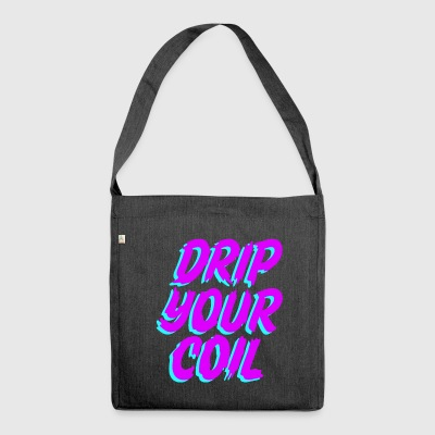 Drip Ihre Coil - Schultertasche aus Recycling-Material
