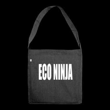 ECO NINJA - Shoulder Bag made from recycled material