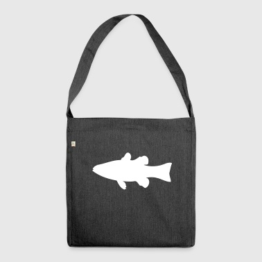 fish - Shoulder Bag made from recycled material