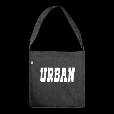 urban - Shoulder Bag made from recycled material