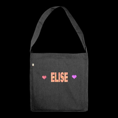 Elise - Schultertasche aus Recycling-Material