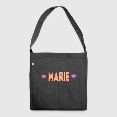 Marie - Schultertasche aus Recycling-Material