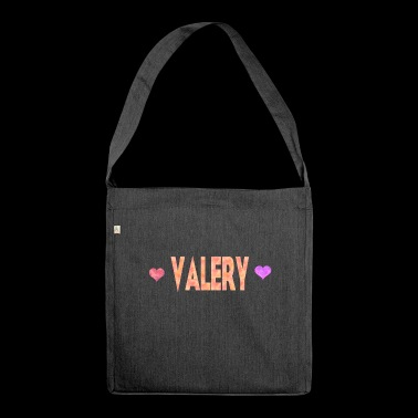 Valery - Shoulder Bag made from recycled material