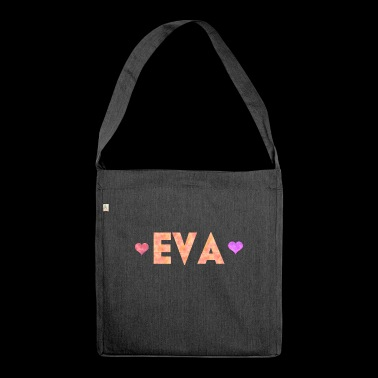 Eva - Shoulder Bag made from recycled material