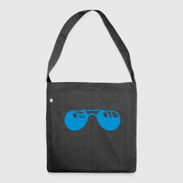 sunglasses 9105 - Shoulder Bag made from recycled material