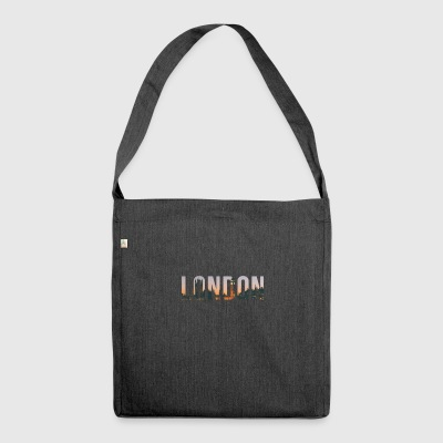 London - Shoulder Bag made from recycled material