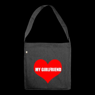 girlfriend - Shoulder Bag made from recycled material