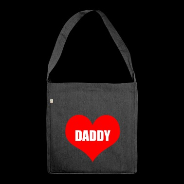 daddy - Shoulder Bag made from recycled material