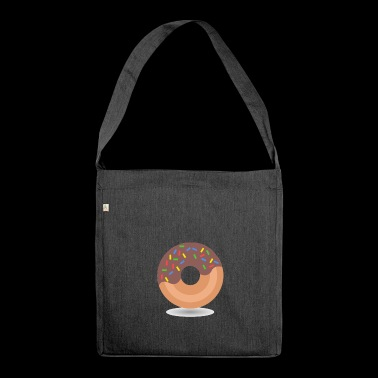 donut - Borsa in materiale riciclato