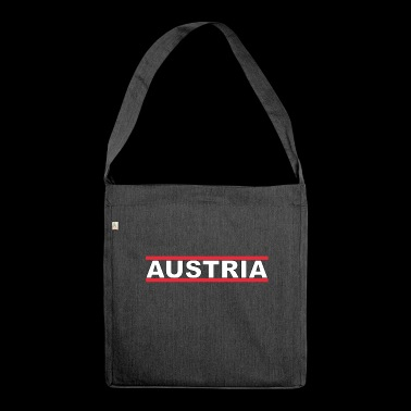 Austria Austria - Shoulder Bag made from recycled material