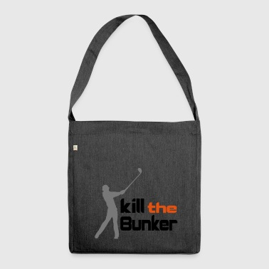 golf - Shoulder Bag made from recycled material