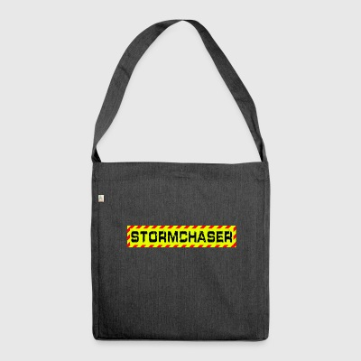 STORMCHASER - Shoulder Bag made from recycled material