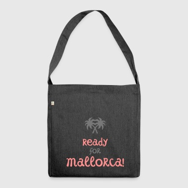 Mallorca - Shoulder Bag made from recycled material