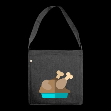 roast Chicken - Shoulder Bag made from recycled material