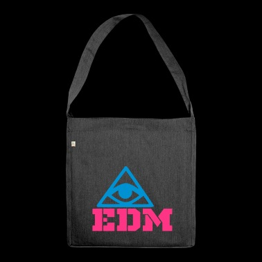 edm - Shoulder Bag made from recycled material
