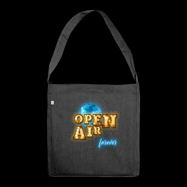 Pressione 01 Open Air - Borsa in materiale riciclato