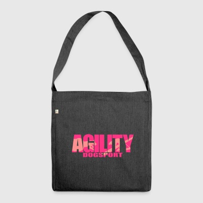 Agility 3 - Shoulder Bag made from recycled material