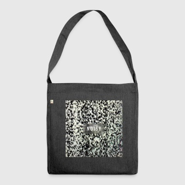Loud noise - Shoulder Bag made from recycled material