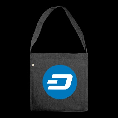 Crypto Dash. - Shoulder Bag made from recycled material