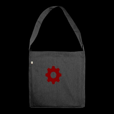 gear - Shoulder Bag made from recycled material