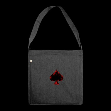 spade - Shoulder Bag made from recycled material