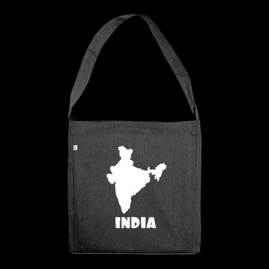 india - Shoulder Bag made from recycled material
