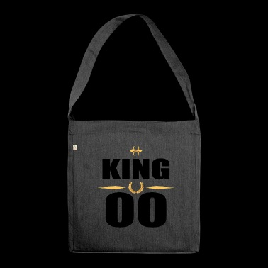 King King - Shoulder Bag made from recycled material