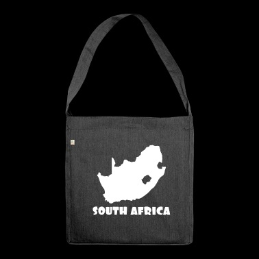 South Africa - Shoulder Bag made from recycled material