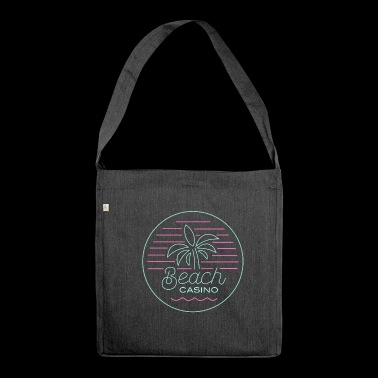 Beach Casino - Shoulder Bag made from recycled material