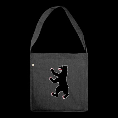 Bear of Berlin - Shoulder Bag made from recycled material