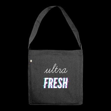 Ultra Fresh - Shoulder Bag made from recycled material