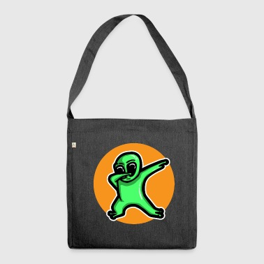 Alien dubbing - Shoulder Bag made from recycled material