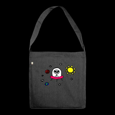 Alien Express - Shoulder Bag made from recycled material