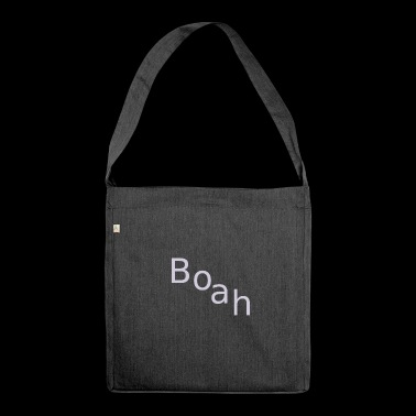 Wow - Borsa in materiale riciclato