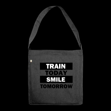 Training - Schultertasche aus Recycling-Material