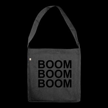 Boom Room Music Peng Expression Large Pistol - Shoulder Bag made from recycled material