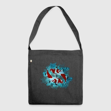 Koi - Shoulder Bag made from recycled material