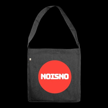 NO IS NO (prohibited) - Shoulder Bag made from recycled material