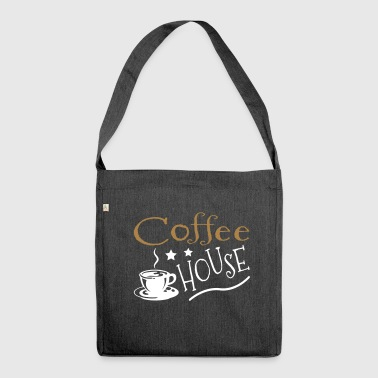 Coffee House - Borsa in materiale riciclato