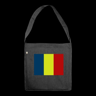 Romania - Shoulder Bag made from recycled material