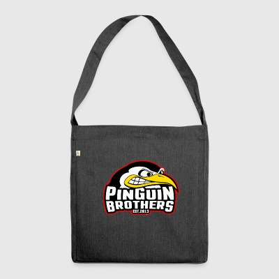 PinGuiN-Brothers Clan - Shoulder Bag made from recycled material