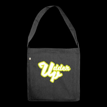 Udder Up - Shoulder Bag made from recycled material