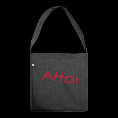 Ahoy - Shoulder Bag made from recycled material