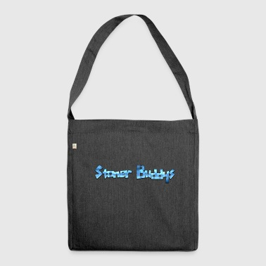 Stoner Buddies - Shoulder Bag made from recycled material