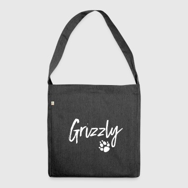 Grizzly - Shoulder Bag made from recycled material