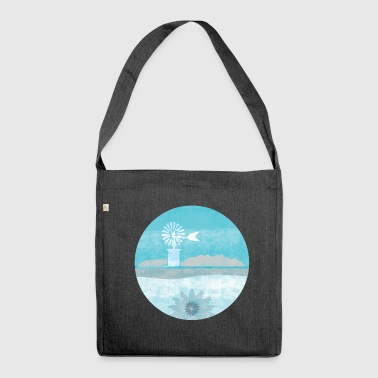Balearic Islands - Shoulder Bag made from recycled material