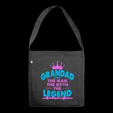 Grandad - Shoulder Bag made from recycled material