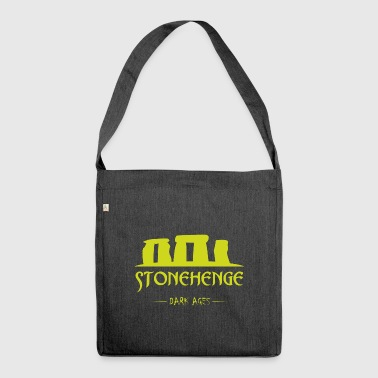 STONEHENGE - Schultertasche aus Recycling-Material